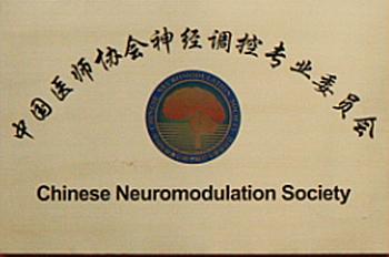 中国医师协会神经调控专业委员会