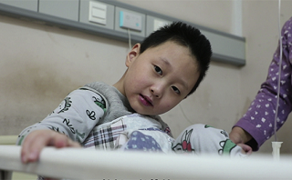 癫痫病例:5岁男童突遭瘫痪