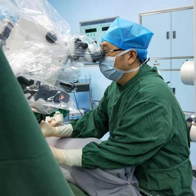 福建三博福能脑科医院林志雄教授:一个人离开福建,带回一个脑科团队