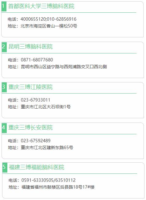 三博集团就医指南-三博脑科集团官网